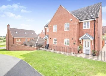 Thumbnail 3 bed semi-detached house for sale in Husthwaite Lane, Hamilton, Leicester, Leicestershire