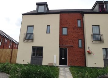 Thumbnail 4 bed town house to rent in Mckay Avenue, Belgrave, Leicester
