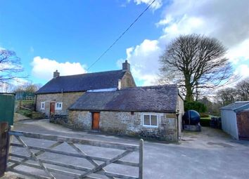 Thumbnail 2 bed detached house for sale in Butterton, Leek, Staffordshire