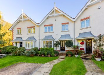 Thumbnail 3 bed terraced house for sale in Amerden Lakes, Amerden Lane, Taplow, Maidenhead
