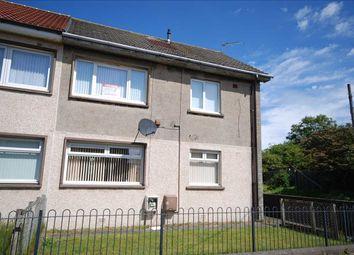 Thumbnail 1 bedroom flat for sale in Arthur Street, Stevenston
