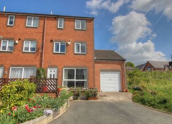 Thumbnail 3 bedroom terraced house for sale in Rosewood Walk, Broom Lane, Ushaw Moor, Durham