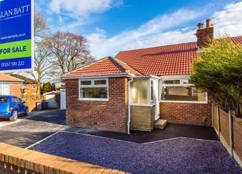 Thumbnail 3 bed semi-detached bungalow for sale in Broomflat Close, Standish, Wigan