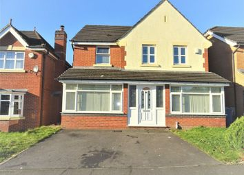 Thumbnail 4 bed detached house for sale in Redmere Drive, Bury, Greater Manchester