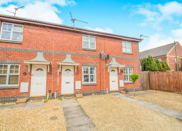 Thumbnail 2 bedroom terraced house for sale in De Havilland Road, Cardiff