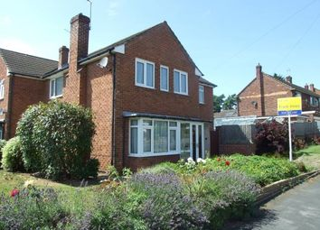 Thumbnail 4 bed semi-detached house for sale in Welbeck Road, Radcliffe-On-Trent, Nottingham, Nottinghamshire