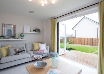 "Thumbnail 2 bed semi-detached house for sale in ""The Bambridge"" at Glasgow Road, Denny"