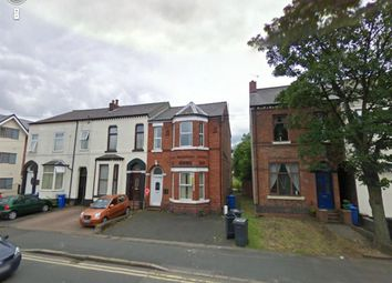 Thumbnail 1 bed flat to rent in Bewsey, Warrington, Cheshire