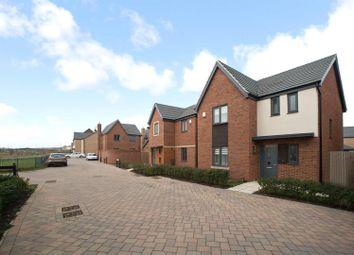 Thumbnail 3 bedroom detached house for sale in Saffron Drive, Hampton Vale, Peterborough