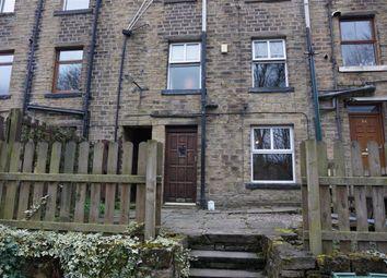 Thumbnail 1 bed terraced house for sale in Emmanuel Terrace, Lockwood, Huddersfield