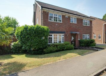 4 bed detached house for sale in Vicarage Close, Northaw, Potters Bar EN6