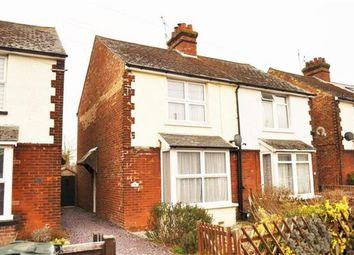 Thumbnail 2 bed semi-detached house for sale in Linden Road, Ashford