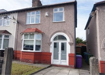 Thumbnail 3 bed semi-detached house for sale in Towers Road, Liverpool