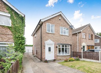 Thumbnail 3 bed detached house for sale in Parkland Way, Haxby, York