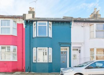Thumbnail 3 bed terraced house for sale in Whichelo Place, Hanover, Brighton