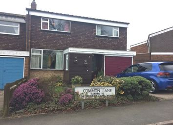 Thumbnail 3 bed property to rent in Common Lane, Polesworth