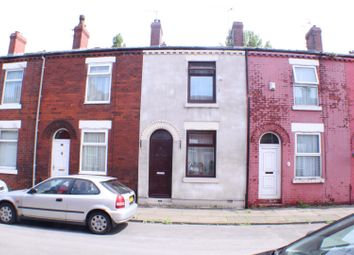 Thumbnail 2 bedroom terraced house for sale in Garden Street, Eccles, Manchester