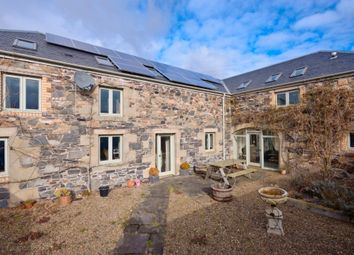 Thumbnail 4 bed barn conversion for sale in Blackerstone Steading, Abbey St Bathans