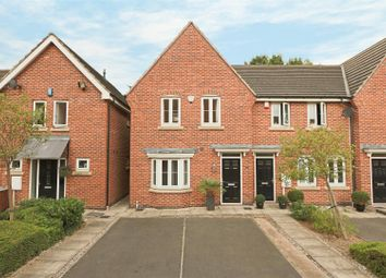 Thumbnail 3 bed town house for sale in Langdon Close, Basford, Nottingham