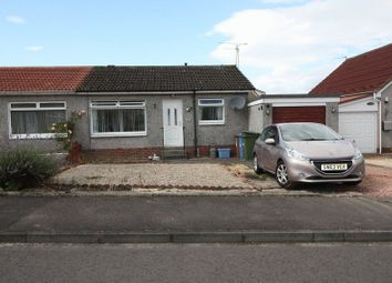 Thumbnail 2 bed semi-detached bungalow for sale in Mercat Place, Clackmannan