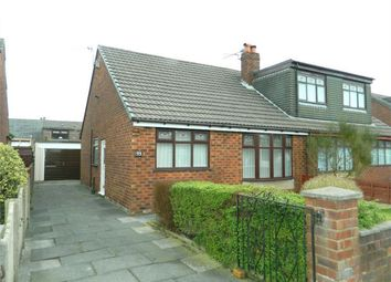 Thumbnail 2 bedroom semi-detached bungalow for sale in Shelley Drive, Abram, Wigan, Lancashire