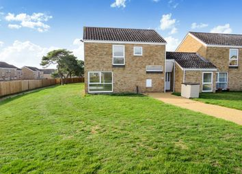 Thumbnail 4 bedroom terraced house for sale in Radcliffe Road, Raf Lakenheath, Brandon