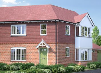 Thumbnail 3 bed semi-detached house for sale in Crockford Lane, Chineham, Basingstoke, Hampshire