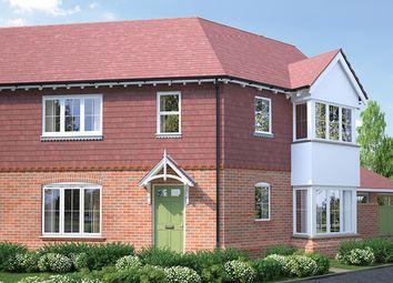 Thumbnail 3 bedroom semi-detached house for sale in Crockford Lane, Chineham, Basingstoke, Hampshire