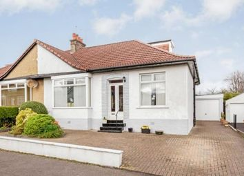 Thumbnail 4 bed bungalow for sale in Merrycrest Avenue, Giffnock, Glasgow, East Renfrewshire