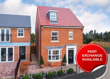 "Thumbnail 4 bed detached house for sale in ""Bayswater"" at Green Lane, Barnard Castle, Barnard Castle"