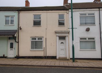 Thumbnail 3 bed terraced house to rent in High Street, Marske-By-The-Sea, Redcar