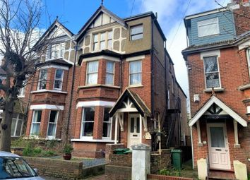 Thumbnail 1 bed flat for sale in Broadmead Road, Folkestone, Kent