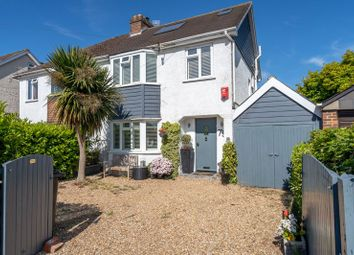Thumbnail 4 bed semi-detached house for sale in Parklands Road, Chichester