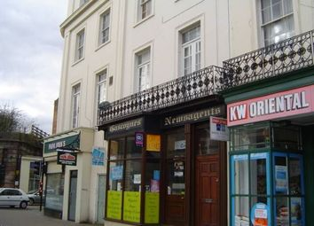 Thumbnail 2 bed flat to rent in Flat 1, 21 High Street, Leamington Spa