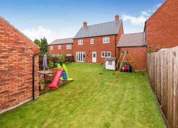 Thumbnail 4 bedroom detached house for sale in Dowling Drive, Pershore, Worcestershire