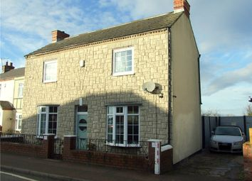 Thumbnail 3 bed detached house for sale in Littlemoor Lane, Newton, Alfreton