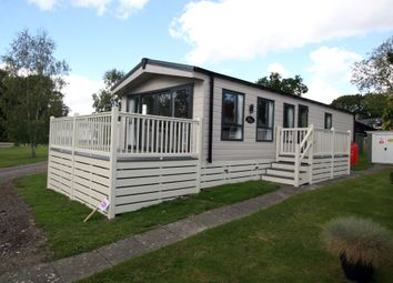Thumbnail 2 bed mobile/park home for sale in Spill Land Country Park, Biddenden