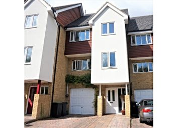 Thumbnail 4 bed town house for sale in Friars View, Aylesford