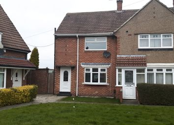 Thumbnail 2 bed semi-detached house to rent in Cowdray Road, Sunderland