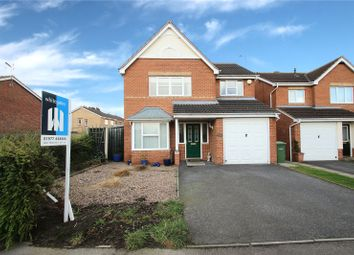 Thumbnail 4 bed detached house for sale in Northfield Drive, South Kirkby