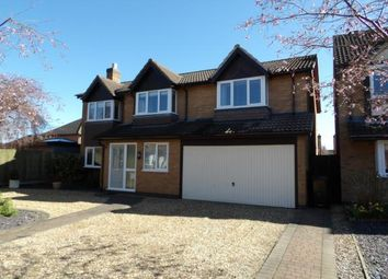 Thumbnail 5 bed detached house for sale in Edinburgh Way, Mountsorrel, Loughborough, Leicestershire