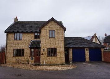 Thumbnail 4 bed detached house for sale in Pipers Meadow, Woodbridge