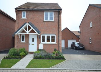 Thumbnail 3 bed detached house for sale in Rowan Close, Didcot