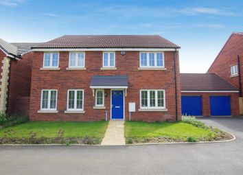 Thumbnail 5 bedroom detached house for sale in Boyton Close, Badbury Park, Swindon