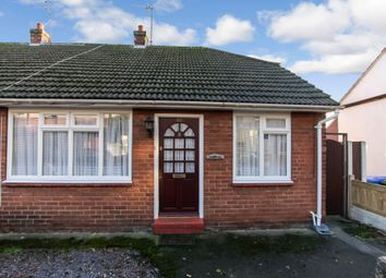 Thumbnail 2 bed semi-detached bungalow for sale in Caradoc Road, Prestatyn