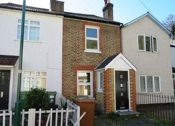 Thumbnail 2 bed semi-detached house for sale in Station Road, Carshalton