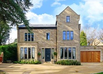 Thumbnail 6 bed detached house for sale in Carsick Hill Way, Sheffield, South Yorkshire