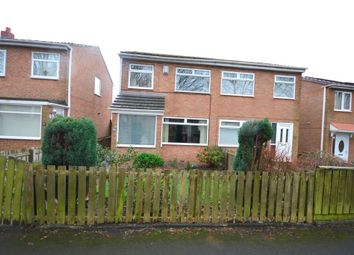 Thumbnail 2 bed terraced house for sale in Ashbrook Close, Brandon, Durham