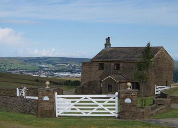 Thumbnail 4 bed equestrian property for sale in Sand Beds Lane, Gin Croft Lane, Lancashire