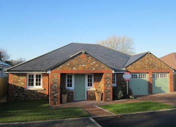 Thumbnail 4 bed detached bungalow for sale in Broadley Court, Parkwood Close, Roborough, Plymouth